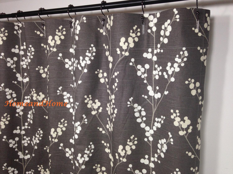 Shower Curtain Richloom Evelynne 72 X 84 108 Custom Shower