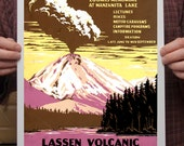 Vintage WPA Poster: &quot...