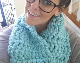 Infinity Cowl - Scarf