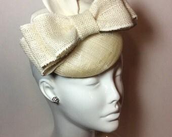 Classic Style Fascinator Hat
