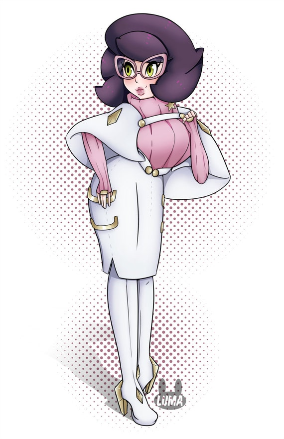 Wicke from Pokemon Sun and Moon 11X17