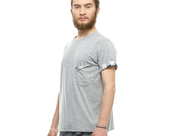 Basics Grey Tshirt