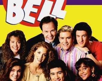Saved by the Bell Poster Large poster 24inx36in xl23SavedbytheBellposter01