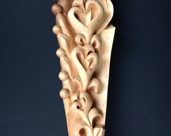 wood carving spoon,unique author wood carving,carved spoon,Exclusive woodcarving,wood product,beautiful  gift collectible wood carving