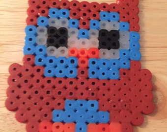 Owl Perler Bead