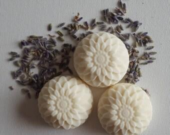 Guests Soap White. Aster, Scent: Lavender, 5 PCs.