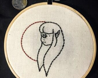 """5"""" Cyclops Vampire Girl"""