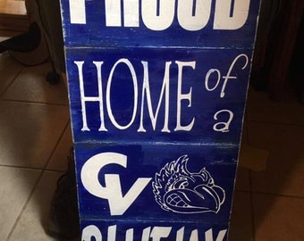 Custom-made School Spirit Signs