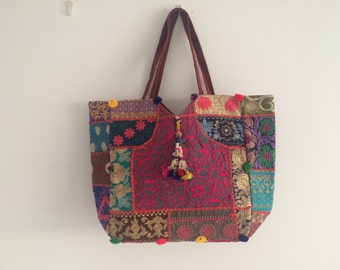 Banjara shopper tote bag