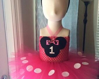 Minnie Mouse Tutu