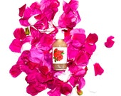 Wild Rose Face Wash . all natural botanical cleanser