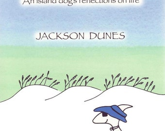 Book, Pug At The Beach, An Island Dog's Reflections On Life
