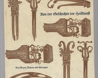 Aus der Geschichte der Heilkunst (From the History of Healing Arts) - TIB11350