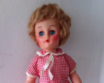 Vintage 1950's Revlon Clone Fashion Doll