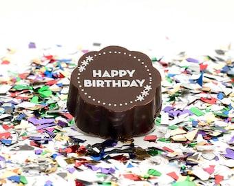 Happy Birthday Chocolate, Birthday Chocolate