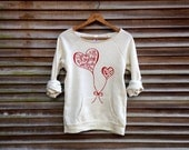 Be Mine Sweater, Valentine's Day Gift, Valentine Sweater, Heart Sweater, S,M,L,XL