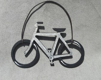 Bicycle Ornament/Party Favor/Gift Tag -- OV16