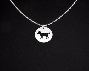 Jack Russell Terrier Necklace - Jack Russell Terrier Jewelry - Jack Russell Terrier Gift