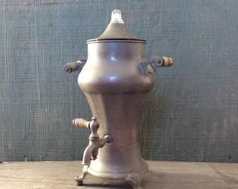 Vintage Coffee Urn Percolator