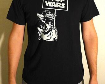 Stop Wars Bags & Shirts