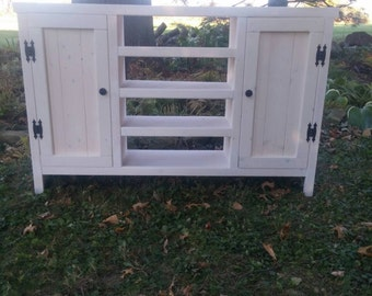 Media Console, Entertainment Center, TV Stand, Console Table, Table, Media Center