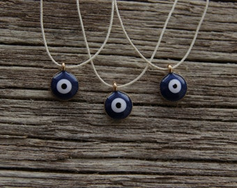 Evil Eye Necklace / Evil Eye Jewelry