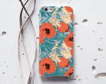 Galaxy Cases Samsung Galaxy S6 Case iPhone 7 Case Flower iPhone 6 Case Samsung S4 iPhone 6s Case Case Samsung S5 Case iPod 5 Case Floral 086