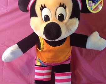 Disney On Ice With Tag Vintage Minnie Mouse