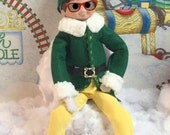 Almost Buddy Costume for Christmas Elf
