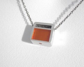 Minimalist Necklace – Modern Contemporary Jewelry