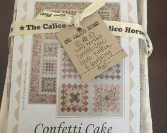Civil War Confetti Cake Quilt Kit