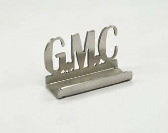 Custom Stainless Steel Business Card Holder