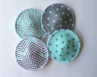 Washable Breast Pads, Reusable Nursing Pads, Breastfeeding Pads, Contoured Nursing Pads, Breastfeeding Must Haves, Baby Shower Gift
