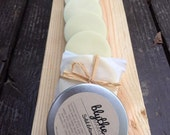 Solid Lotion Bar for moisture or massage