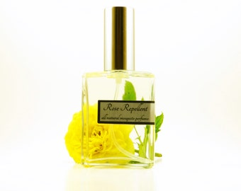 Rose Repellent-Elegant Rose Scented Mosquito Repellent, Natural Mosquito Perfume, Essential Oil Repellent, Elegant Repellent, Aromflage,