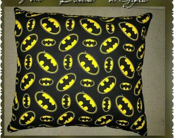 Boys super hero pillows!