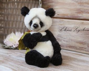 Bear Panda Mao