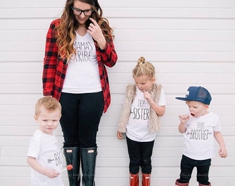 CLEARANCE Mommy and Me Tribe Shirts, Mommy and Me Shirts, Mommy and Me, Mommy and Me Shirt, Mommy and Me Tops, Mommy and Me Matching Shirts