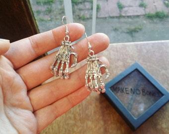 Skeletor Earrings