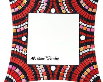 Mosaic Ravishing Red Mirror Kit-Set