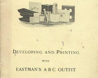 Eastman Kodak Manual 1910