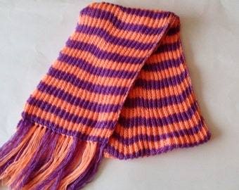 Scarf,Knitted scarf,arm knitting scarf