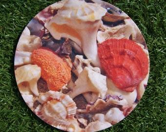 Beach Shells Mousepad/Hotpad/Placemat/Centerpiece