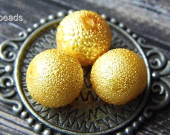 Sassy Yellow Beads, Jewelry Supplies
