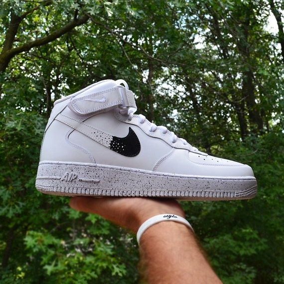 air force 1 oreo reverse