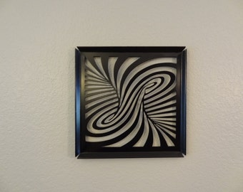 Metal Vortex - Metal Art - Home Decor - Wall Art