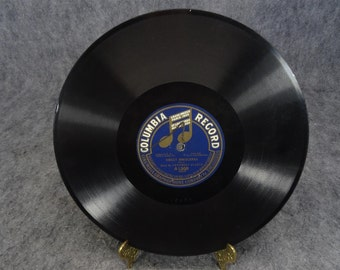 "Chauncey Olcott Columbia Records "" Sweet Inniscarra/Molly O"""