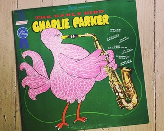 Charlie Parker 'The Early Bird' Collector's Edition