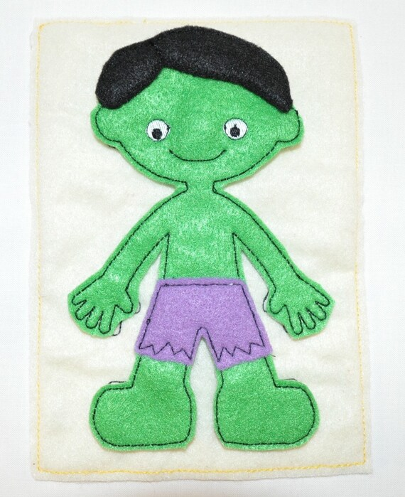 machine embroidery paper dolls