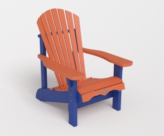 Items Similar To Detroit Tigers Adirondack Chair